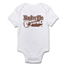 Nashville Tennessee Infant Bodysuit