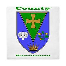 County Roscommon COA Queen Duvet