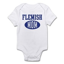 Flemish mom Infant Bodysuit