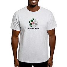 Algeria World Cup 2014 T-Shirt