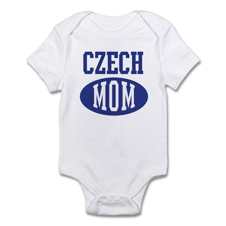 Czech mom Infant Bodysuit