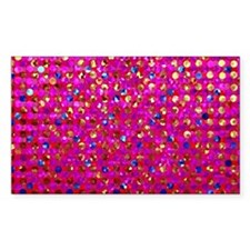Polkadots Jewels 2 Sticker (rectangle 50 Pk)