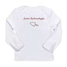 junior archaeologist Long Sleeve T-Shirt
