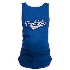 Fredrick, Retro, Maternity Tank Top