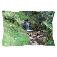 Small Waterfall Pillow Case