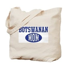 Botswanan mom Tote Bag