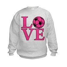 Soccer LOVE Sweatshirt