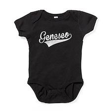 Geneseo, Retro, Baby Bodysuit