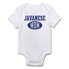 Javanese mom Infant Bodysuit