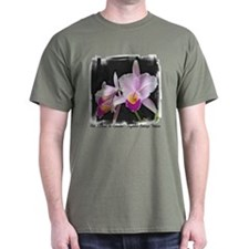 Orquidea Cattleya Trianae T-Shirt