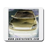 Scion tC Inverted01 Mousepad