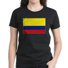 Colombian flag Tee