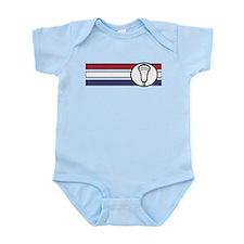 Lacrosse United 04 Infant Bodysuit
