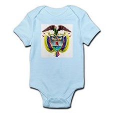 Colombia COA Infant Bodysuit