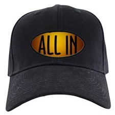 """All IN"" Baseball Hat"