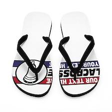 Lacrosse United v05 Custom Flip Flops