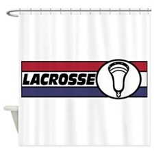 Lacrosse United 05 Shower Curtain
