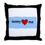 MOMMY LOVES ME Throw Pillow
