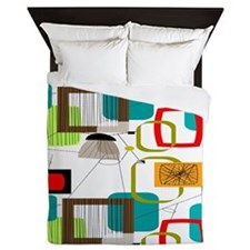 Atomic AB Queen Duvet