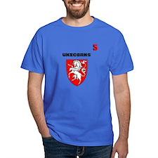 Basketball team uniform 5 T-Shirt