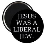 Jesus Was a Liberal Jew Magnet