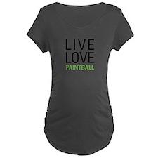 Live Love Paintball T-Shirt