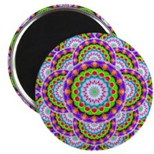 Tribal Mandala 5 Magnet