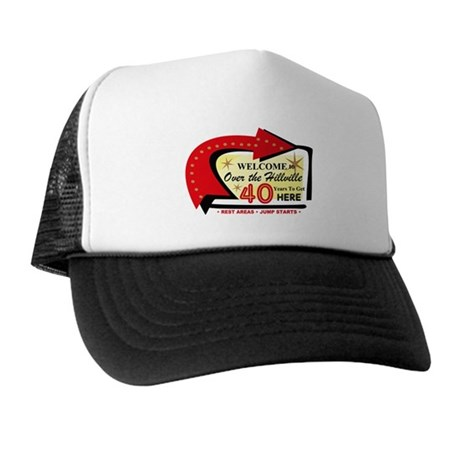 Over the Hillville 40 Trucker Hat