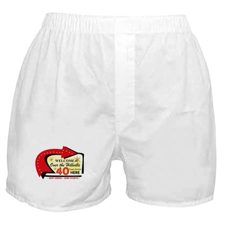 Over the Hillville 40 Boxer Shorts