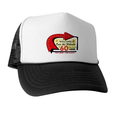 Over the Hillville 60 Trucker Hat