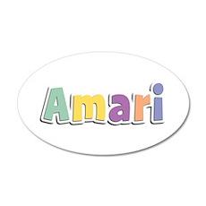 Amari Spring14 35x21 Oval Wall Decal