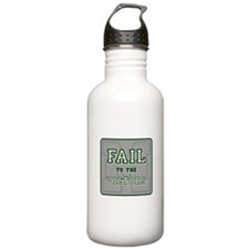 Fail To The Victors Water Bottle