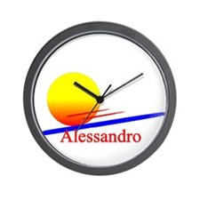 Alessandro Wall Clock