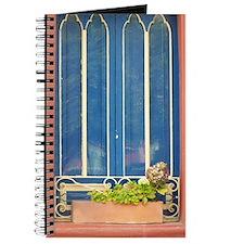 Blue Window Journal