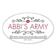 Abbi's Army Logo Decal