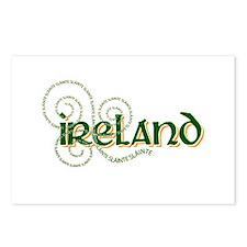 Cute Ireland Postcards (Package of 8)