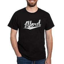 Ilford, Retro, T-Shirt