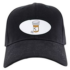 Pill Bottle Baseball Hat