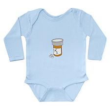 Pill Bottle Body Suit