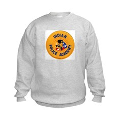 Indian Police Academy Kids Sweatshirt