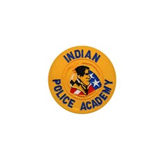Indian Police Academy Mini Button (10 pack)