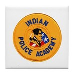 Indian Police Academy Tile Coaster