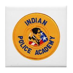 Indian Police Academy Tile Coaster