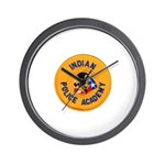 Indian Police Academy Wall Clock