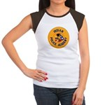 Indian Police Academy Women's Cap Sleeve T-Shirt