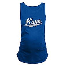 Kaya, Retro, Maternity Tank Top