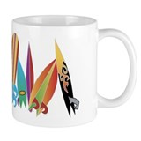 Cute Surfer Mug