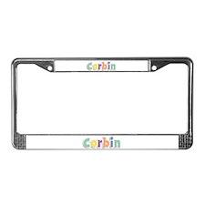Corbin Spring14 License Plate Frame