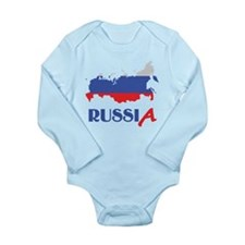 Russia Baby Suit
