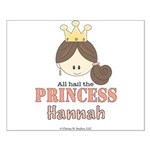 All Hail the Princess Hannah CUSTOM Poster 16